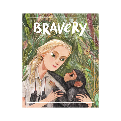 Issue one | Jane Goodall