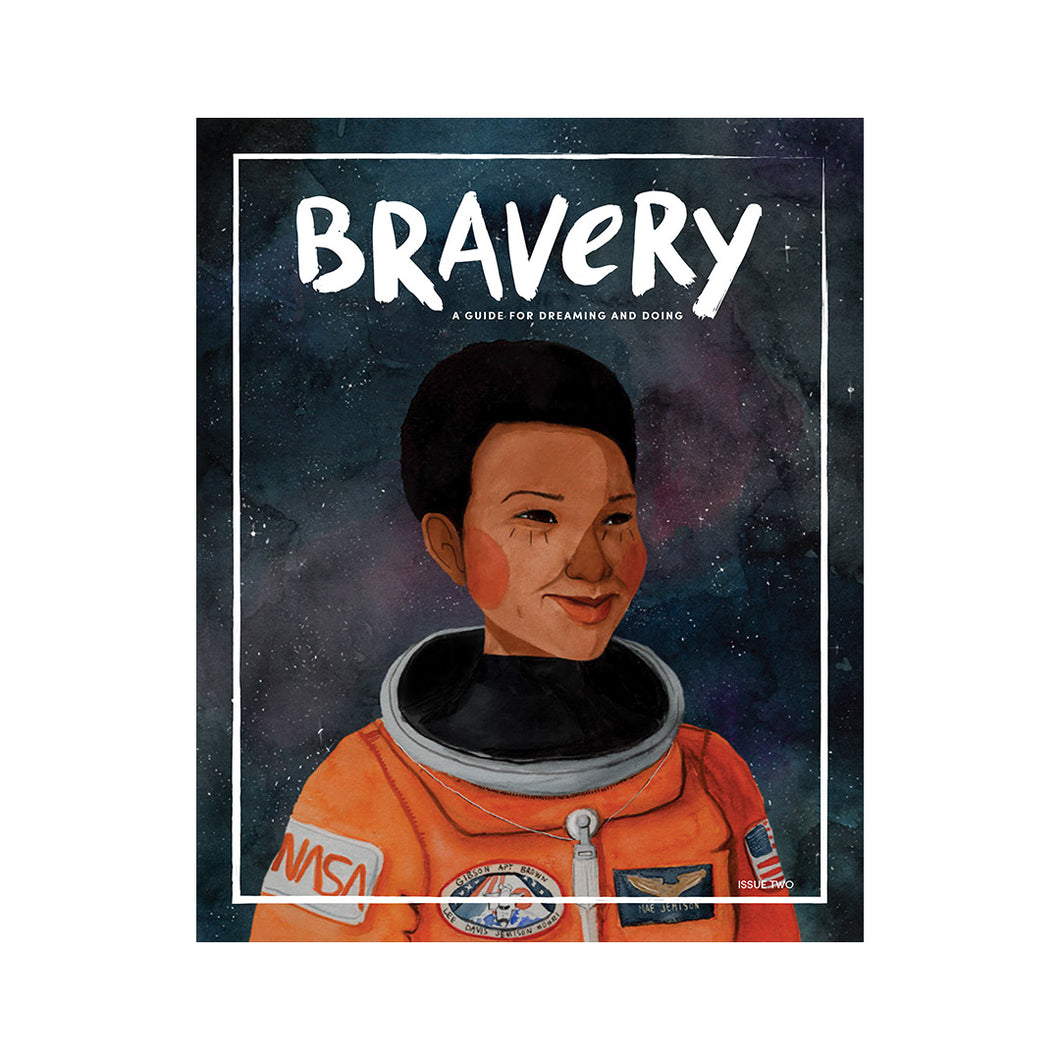 Issue two | Mae Jemison
