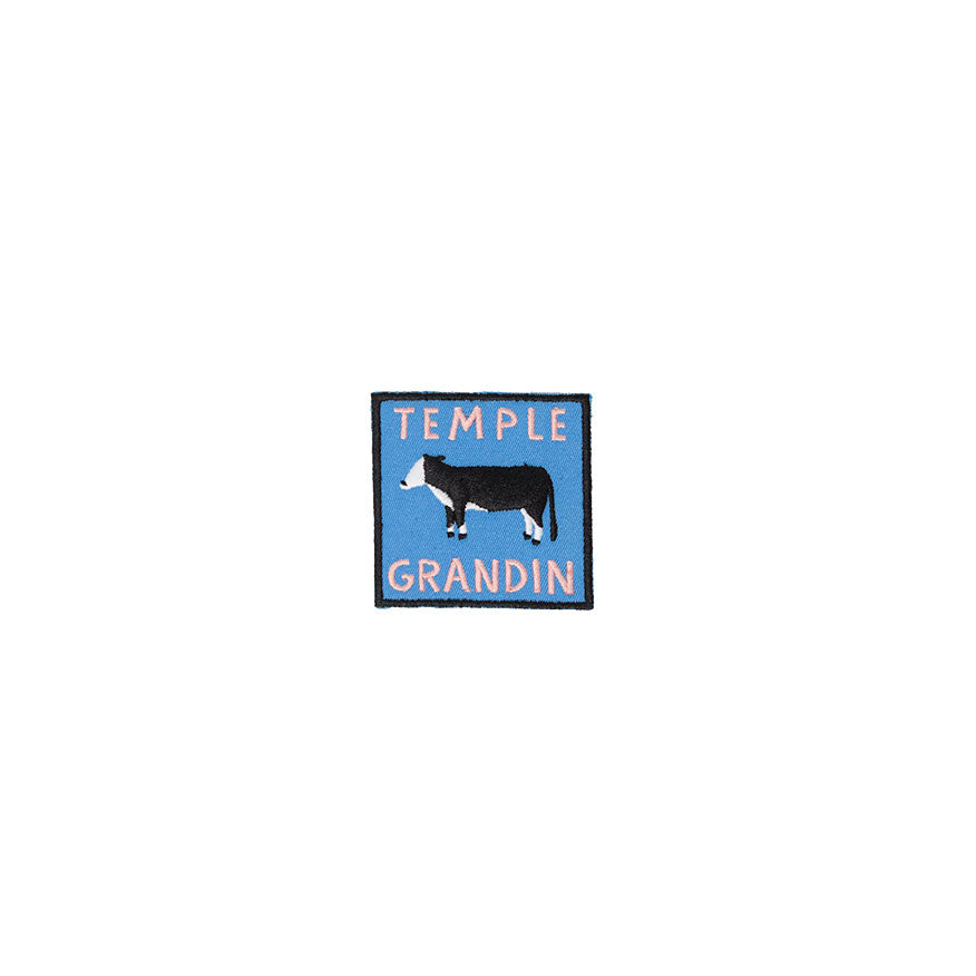 Temple Grandin Patch