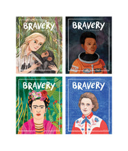Load image into Gallery viewer, Bravery Bundle: Issues 1-4