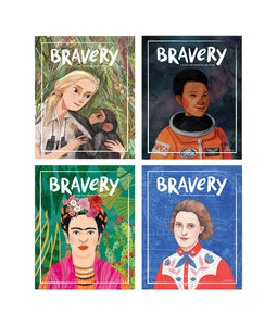 Bravery Bundle: Issues 1-4