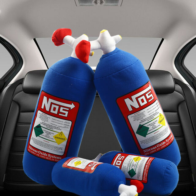 NOS Bottle Pillow & Headrest