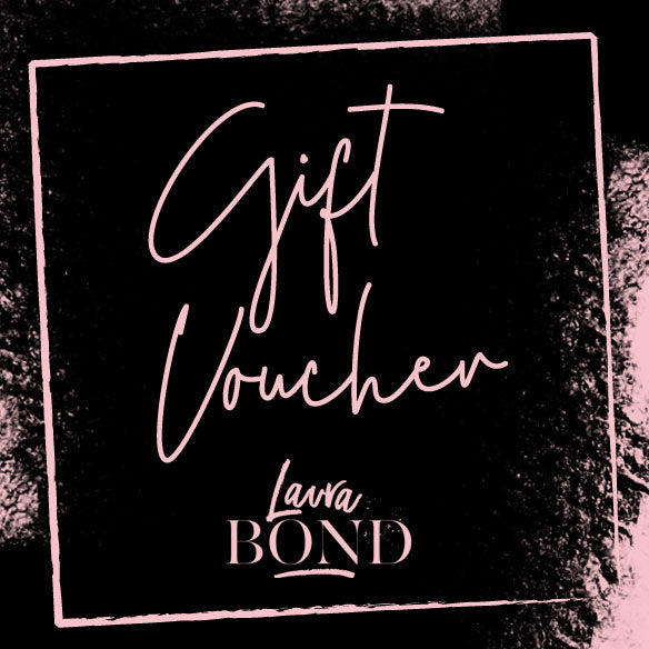 Laura Bond gift voucher - LAURA BOND jewellery