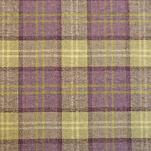 Load image into Gallery viewer, Luxury Dog Bed Tartan Fabric Covers in heather