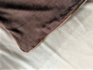 Polar Fleece /  Faux Suede Dog Blanket by Berkeley