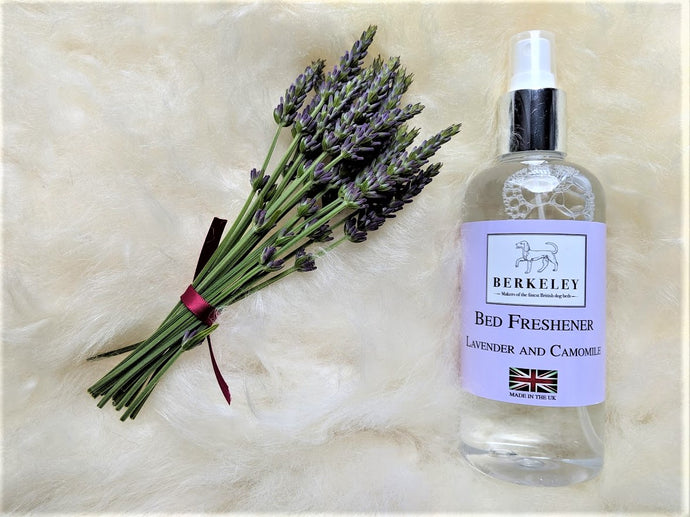 Berkeley Dog Bed Fragrance Spray