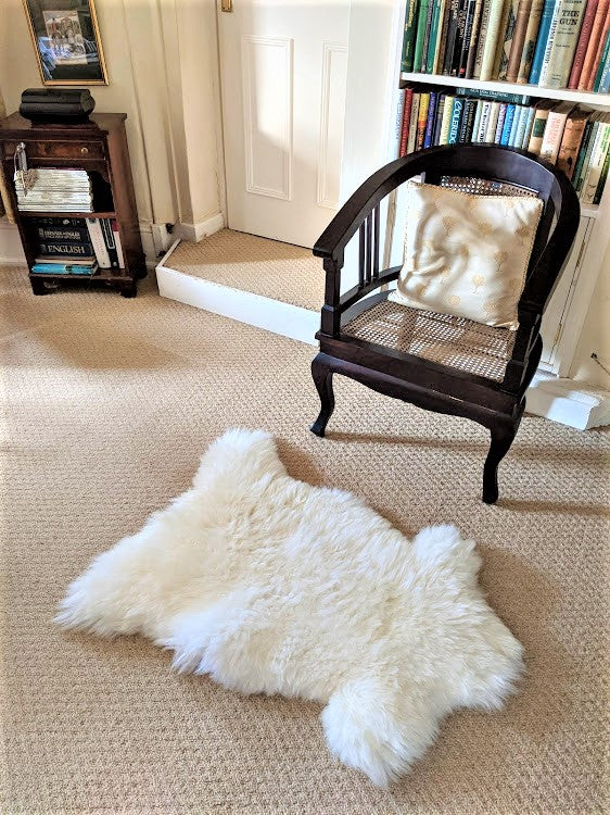 Sheepskin Rug from Berkeley Dog Beds UK