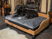 Load image into Gallery viewer, Luxury Fabric Dog Bed Mattress Covers by Berkeley