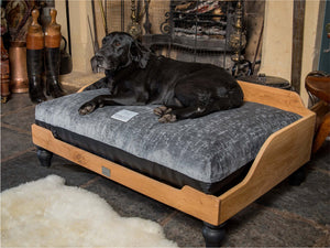 Luxury Fabric Dog Bed Mattress Covers by Berkeley
