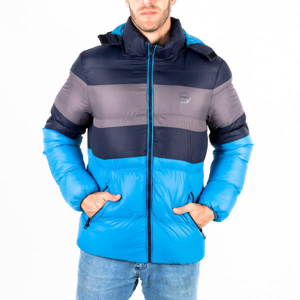 Jacket Nicoboco Blueberry