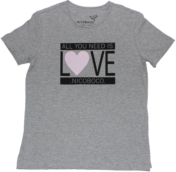 Camiseta Nicoboco Feminino Tshirt  You Need.