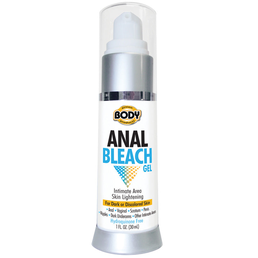 Anal Bleach Gel 1oz