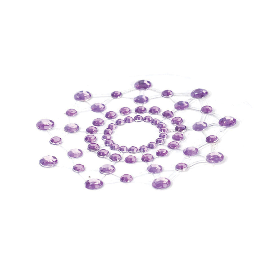 Bijoux Mimi Nipple Covers-Violet