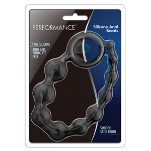 Performance - Silicone 10 Beads - Black