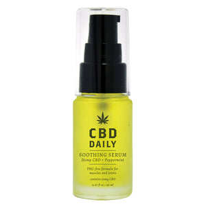 Hemp Soothing Serum 20ml