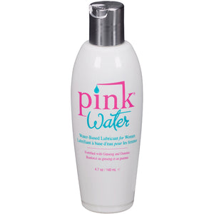 Pink Water Lubricant For Women 4.7oz