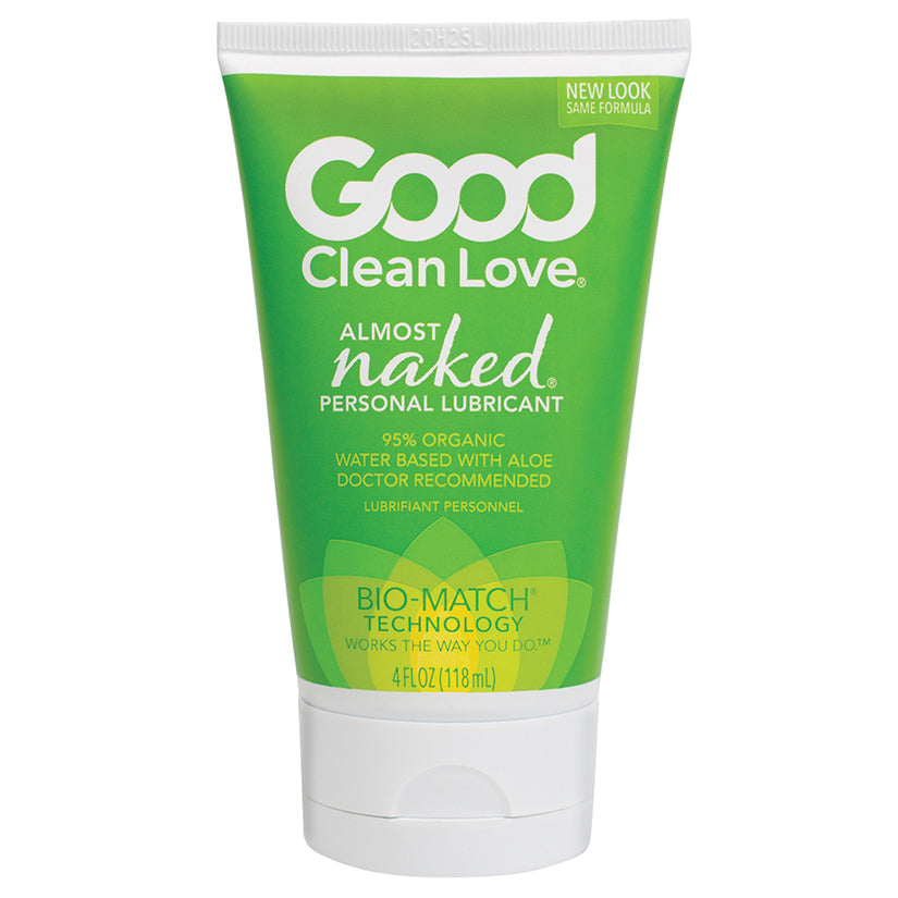 Good Clean Love Lubricant-Almost Naked 4oz