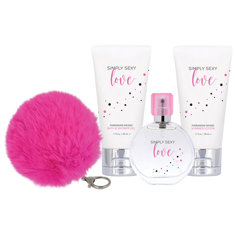 Simply Sexy Love Perfume Gift Set