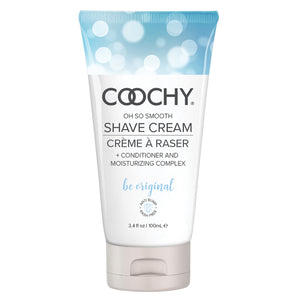 Coochy Shave Cream-Be Original 3.4oz