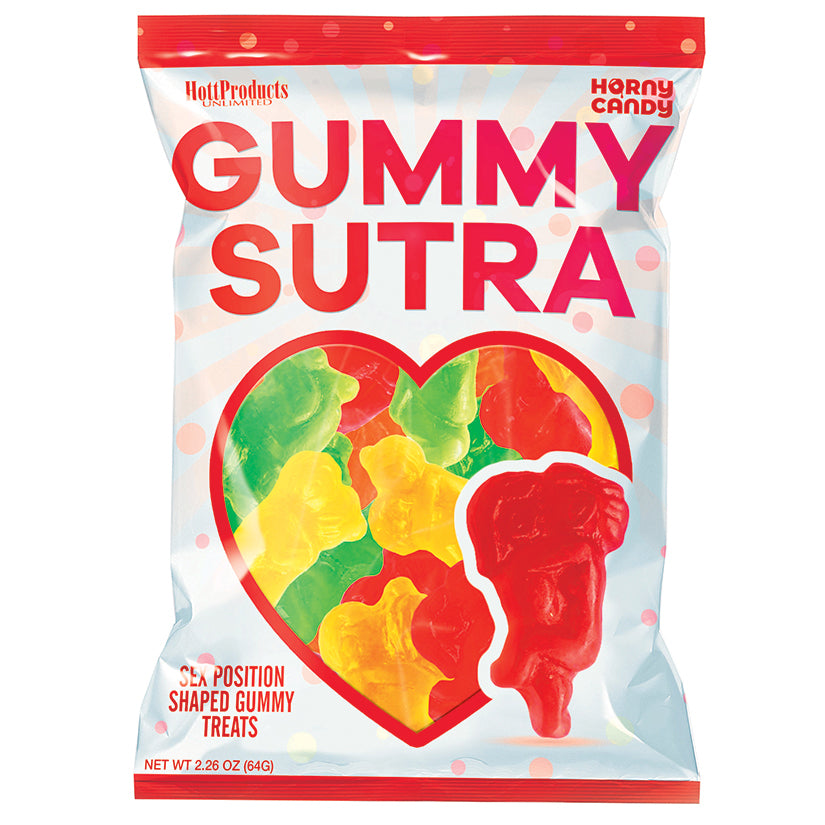 Gummy Sutra Sex Position Gummies Assorted Single Pack