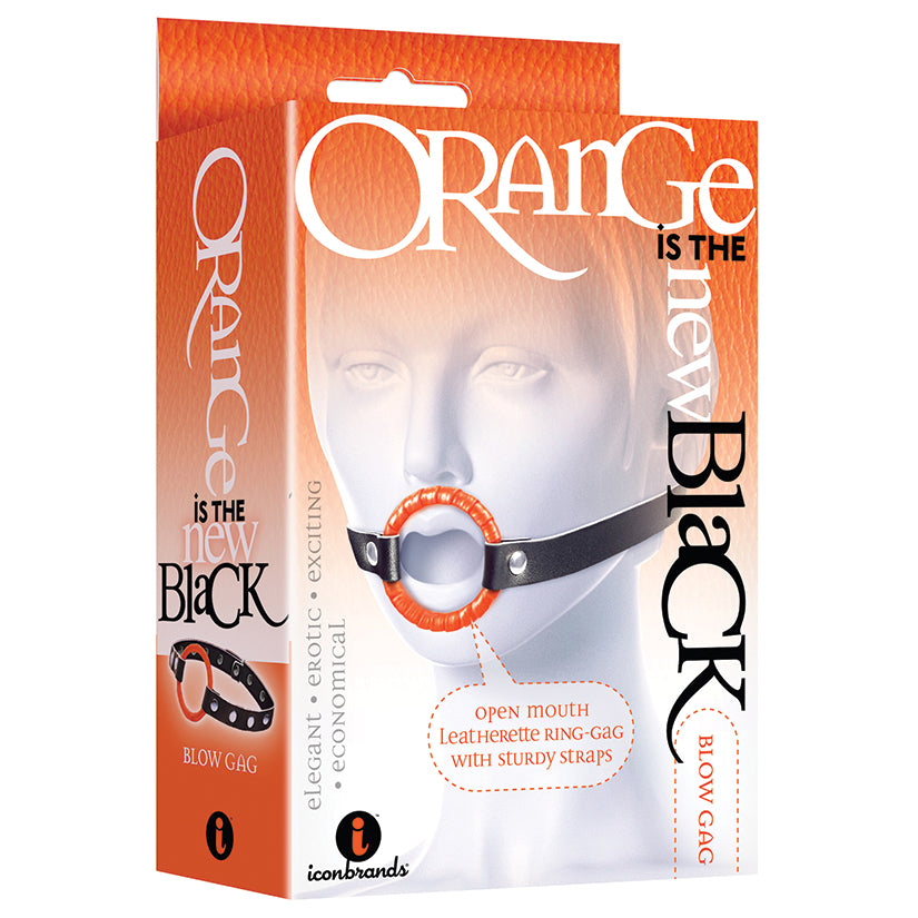 Orange Is the New Black - Blow Gag
