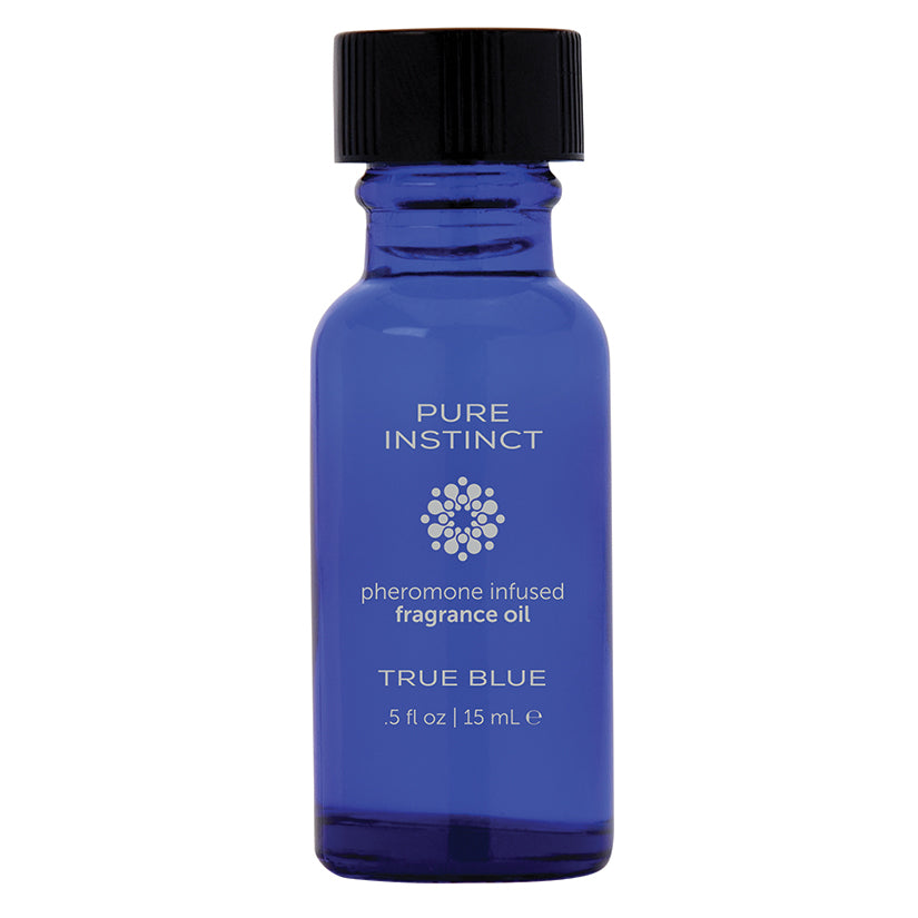 Pure Instinct Pheromone Fragrance Oil True Blue 15 ml
