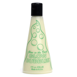 Glow In The Dark Glow Bubbles 8oz