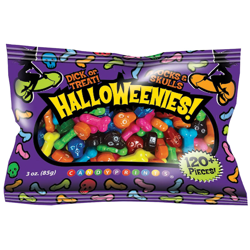 Halloweenies 3 Oz Bag
