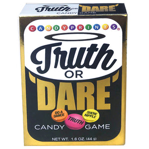 Truth or Dare Candy Game Assorted Pack