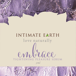 Intimate Earth Embrace Tightening Pleasure Serum Foil 3ml