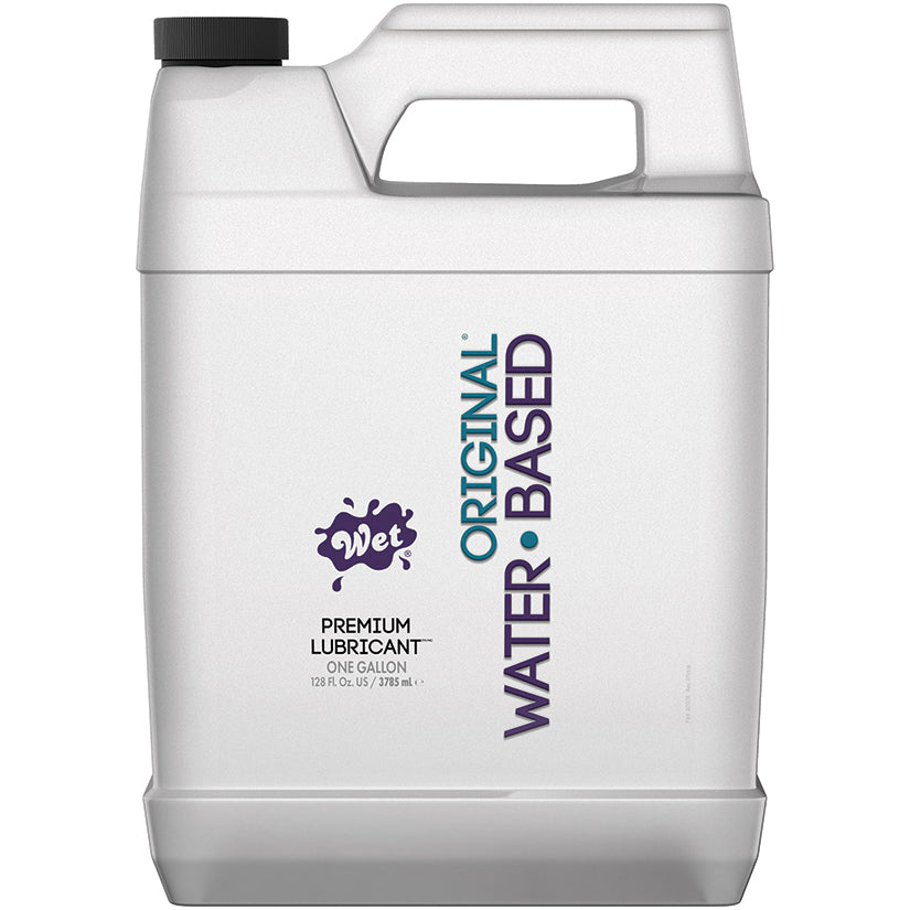 Wet Original One Gallon 128oz (Pump)