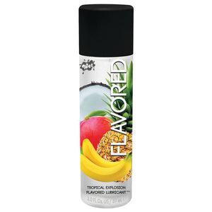 Wet Flavored Tropical Explosion - 3 Fl. Oz./ 89ml