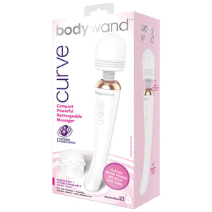 Bodywand Curve Rechargeable - White