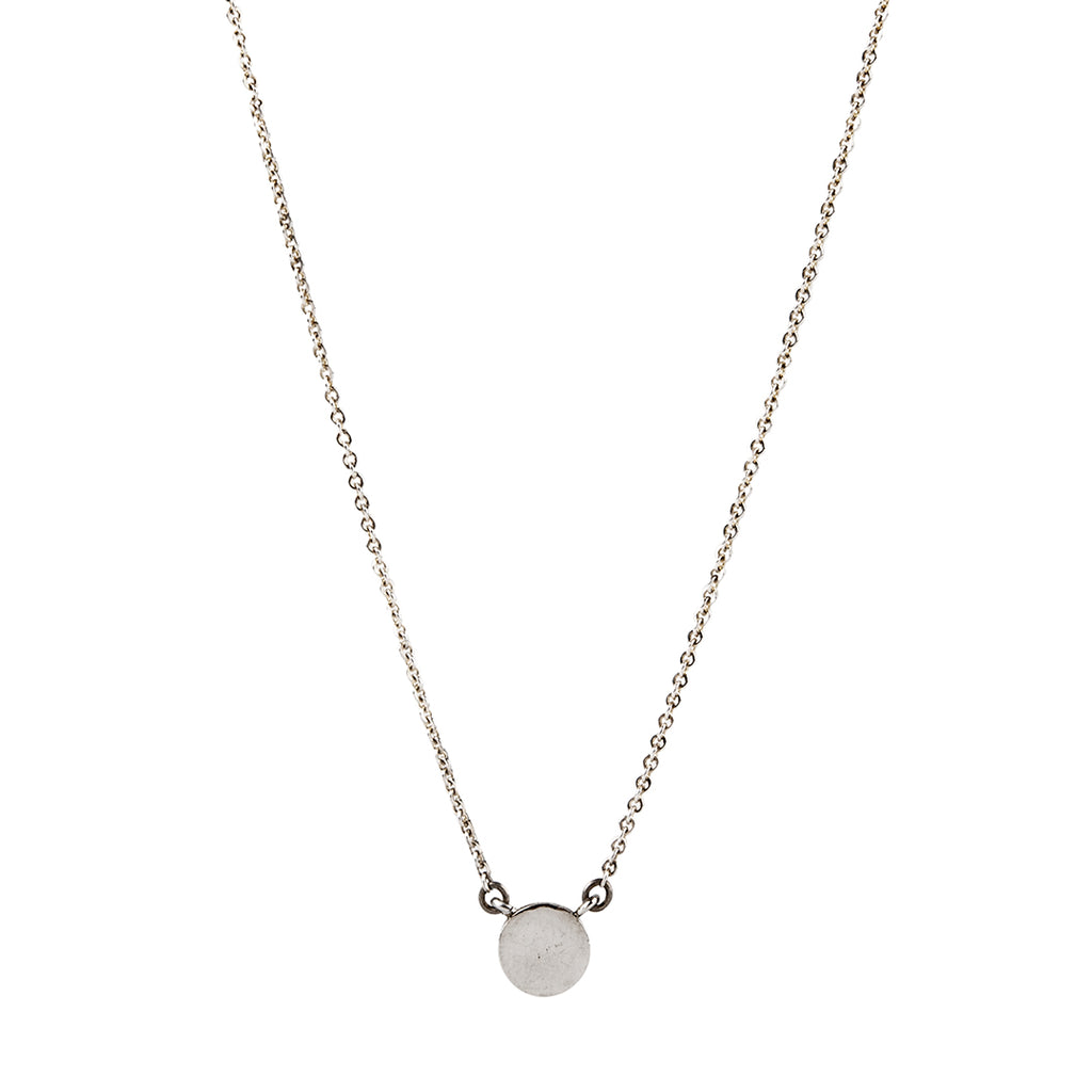 Shape Necklace (circle)