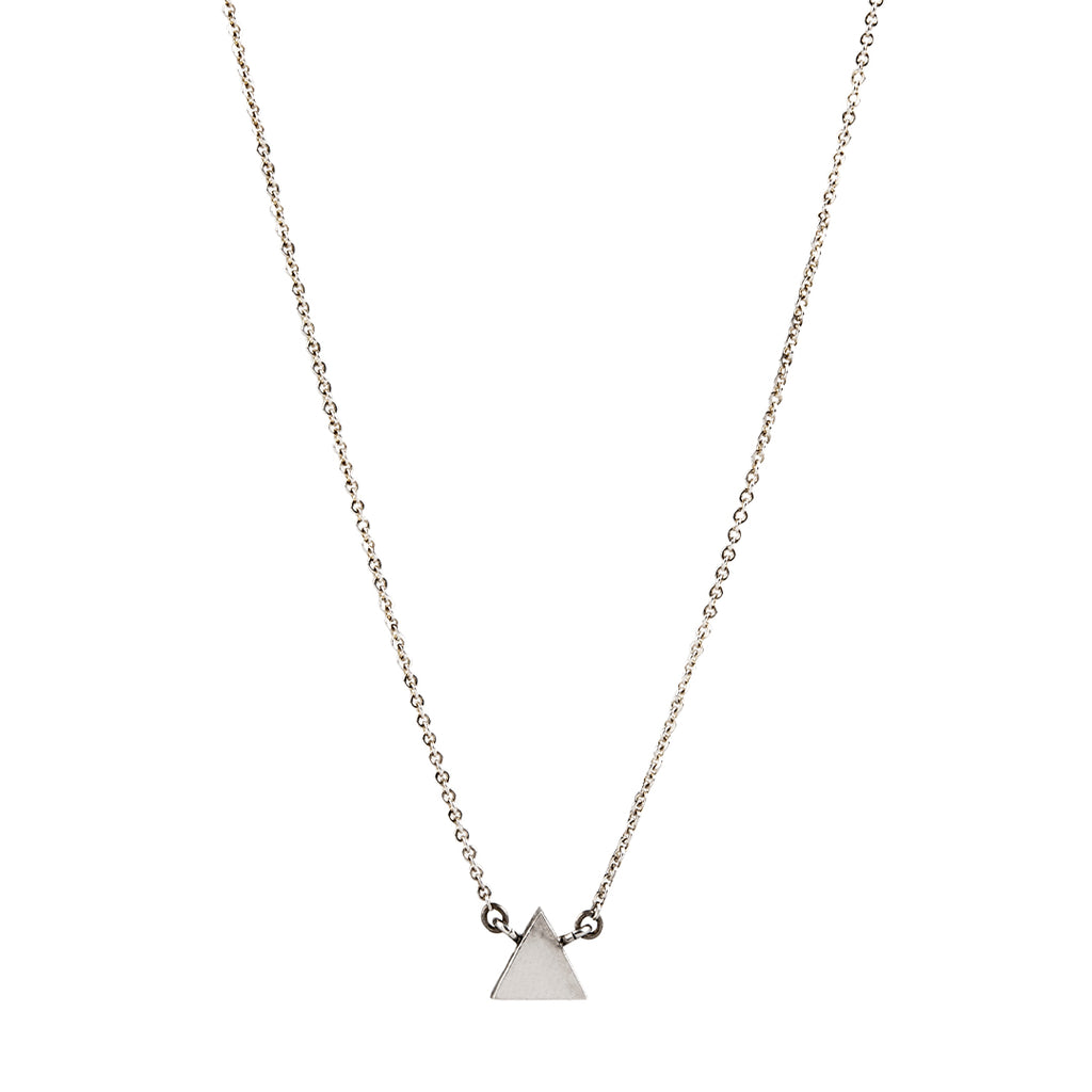 Shape Necklace (triangle)