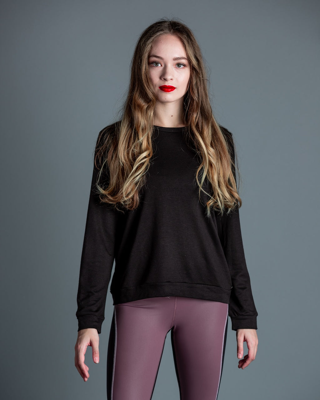 Maja Pullover <br> Bodylanguage