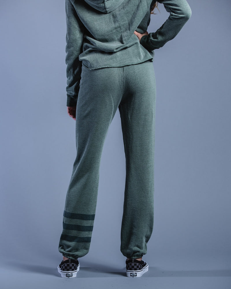Stripe Sweatpants <br> Sundry - Trendy Fox Boutique