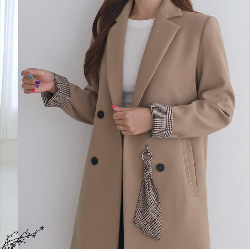 Sandy Boyfriend Jacket - Trendy Fox Boutique