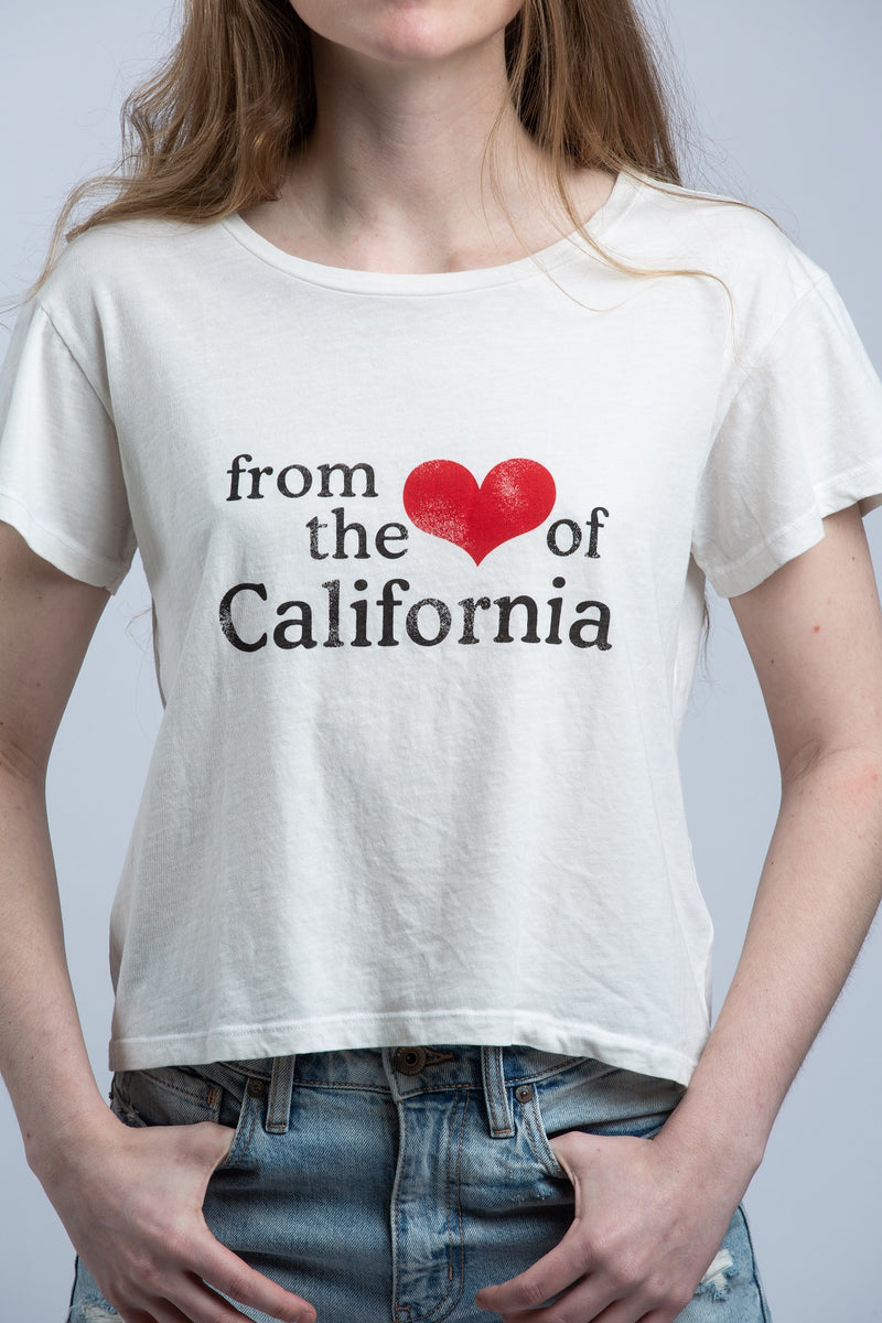 LNA<br>Hearts of California Tee