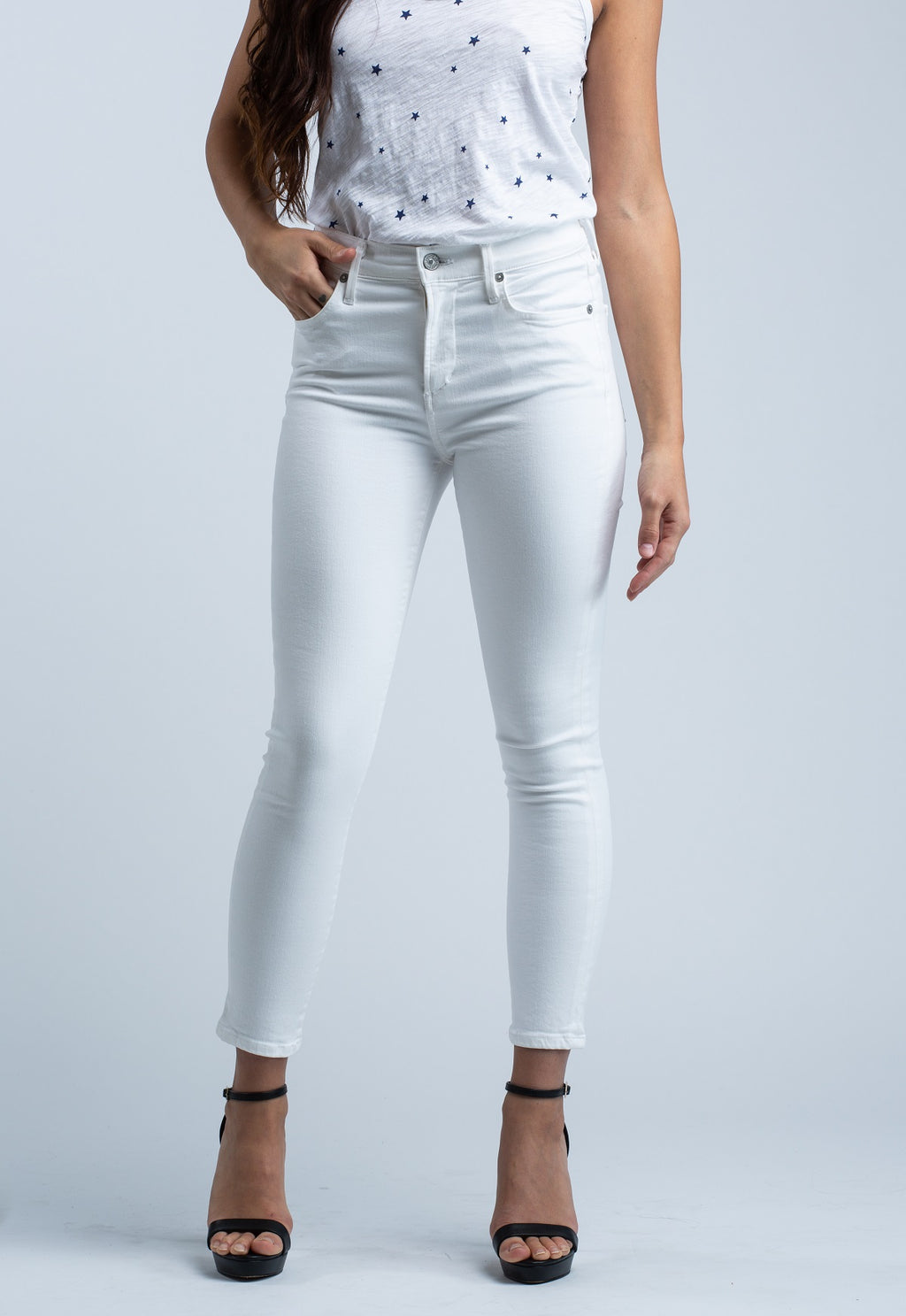 ROCKET CROP HIGH RISE SKINNY - CITIZENS of HUMANITY