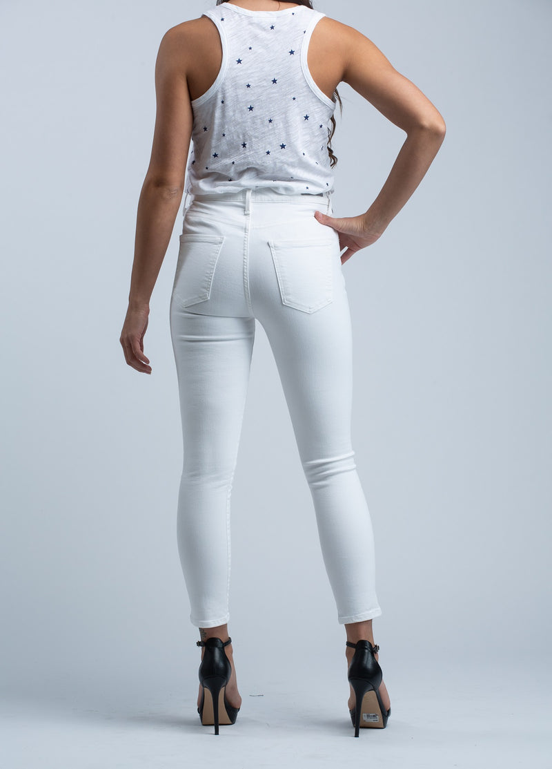ROCKET CROP HIGH RISE SKINNY - CITIZENS of HUMANITY - Trendy Fox Boutique