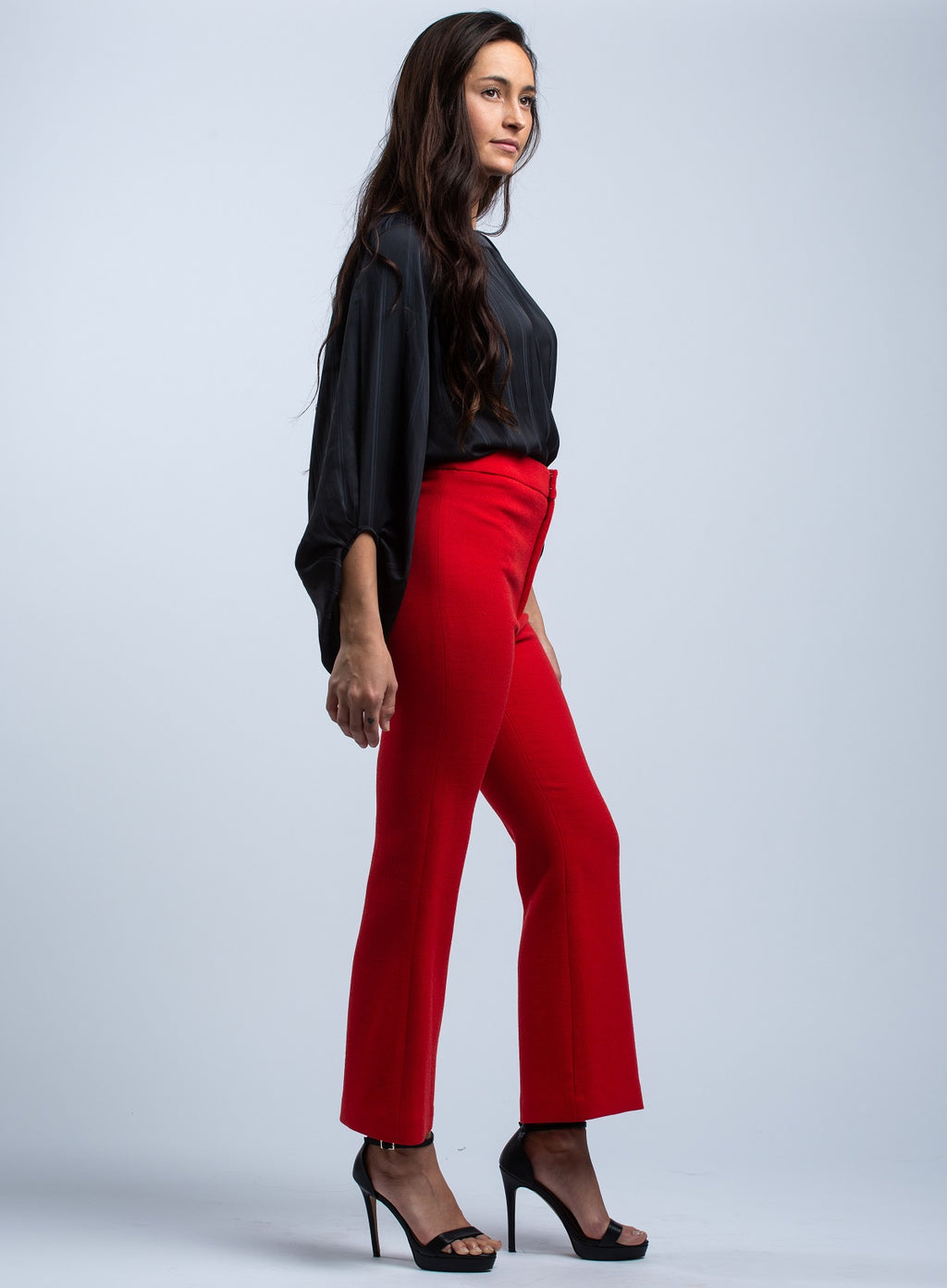 Cropped Kick Flares <br> Smythe - Trendy Fox Boutique