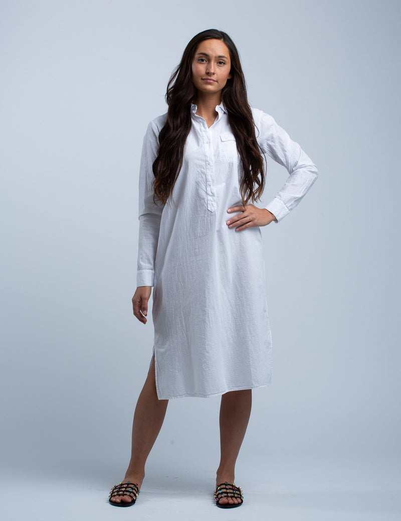 STATESIDE <br>Pocket Shirt Dress - Trendy Fox Boutique
