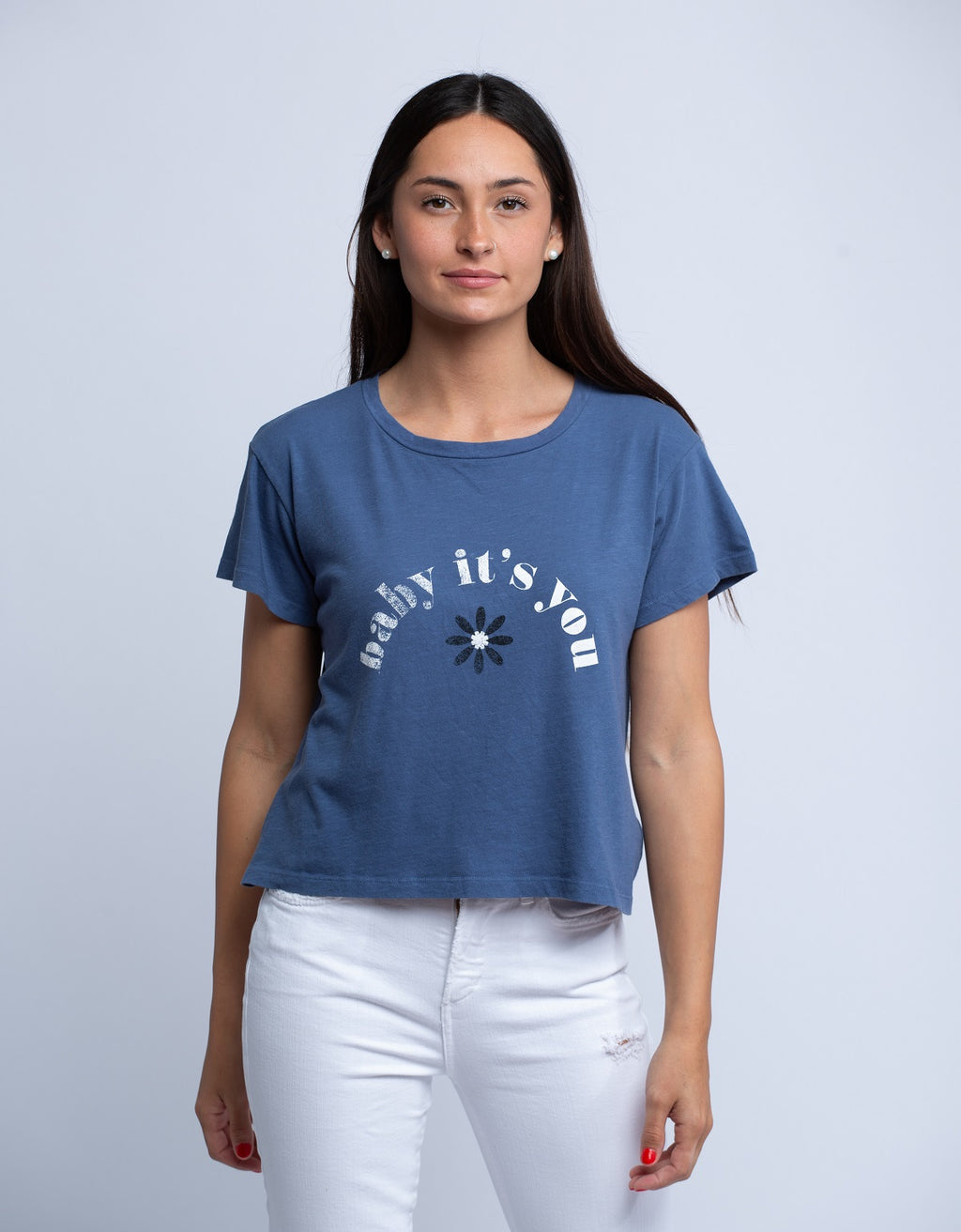 LNA<br>Baby It's You Tee - Trendy Fox Boutique