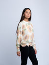LNA<br>Brushed Duncan Sweater Sunflower