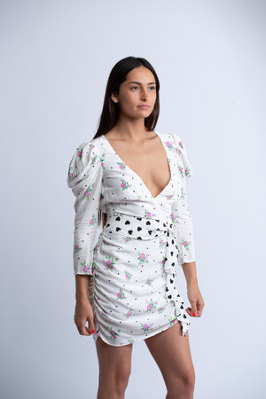 Mabel Mini Dress <br> For Love & Lemons - Trendy Fox Boutique
