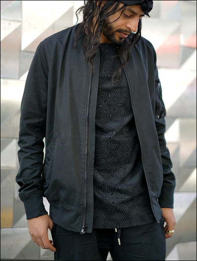 Bomber Jacket by Corey Divine