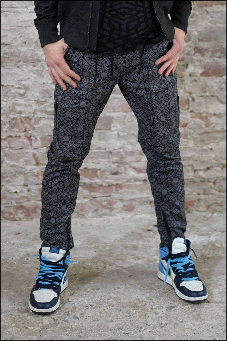 Cargo Jogger Pants by EffeDots