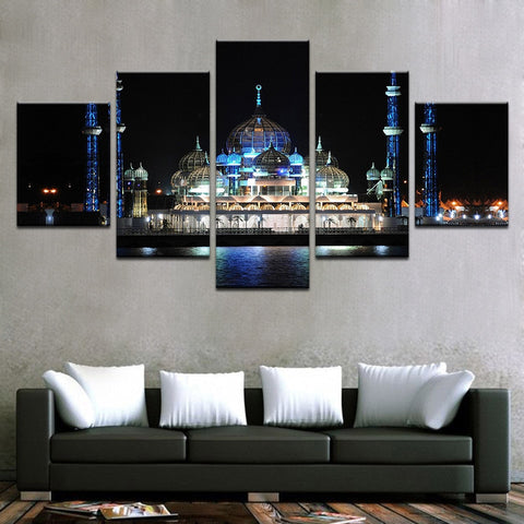 Blue Mosque - No.8909