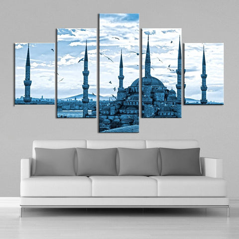 Blue Mosque - No.9579